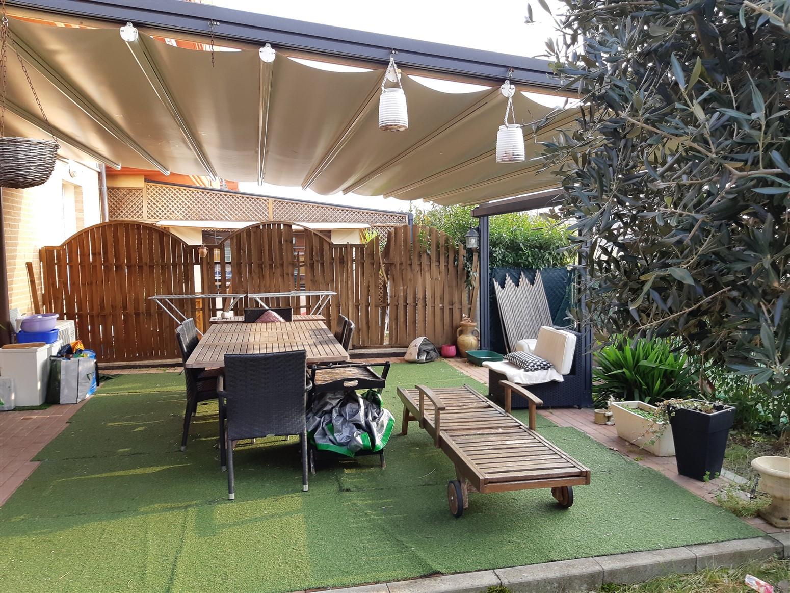 Bellocchi – Appartamento di mq. 82 con giardino